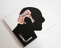 Design history book about Milton Glaser