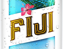 Fiji Sparkling Water Concept