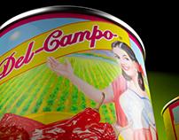 Actualización de imagen Salsa Chile Colorado Del Campo®
