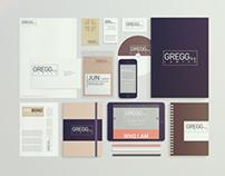 Gregg's a Lawyer-Branding