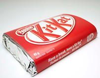 Book object: The History of Kit Kat