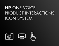 HP | One Voice Brand Icon System