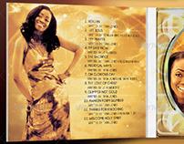 Reborn 6 Panel Digipak CD Artwork Template