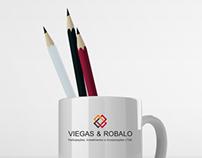 Viegas & Robalo -  Identity & Stationery