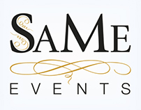 Logo 'SaMe Events'