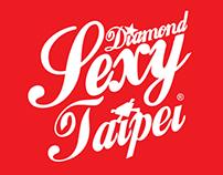SEXYDIAMOND T-shirt Design 2006-2007