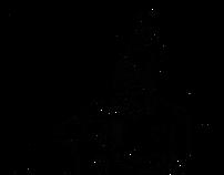 Logo compañía de teatro LaRepatriada