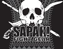 SAPAK! Fight Gear Kalinga Shirt