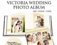 Victoria Wedding Photo Album