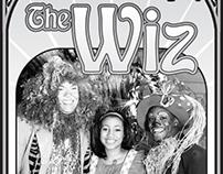 "Belasco Theatre Company ""The Wiz"" Display Ad"