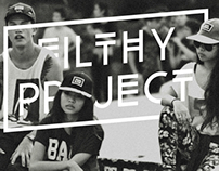 Filthy Project Branding