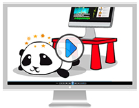 Keen Panda Animation