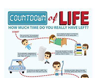 Countdown of Life Poster Project
