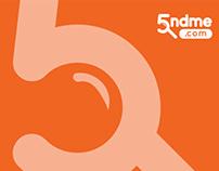 5ndme.com - Logo Design