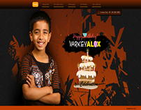 Personal Website For Varkey Alex
