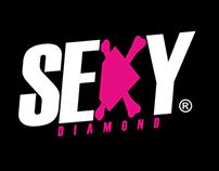 SEXYDIAMOND T-shirt Design 2008