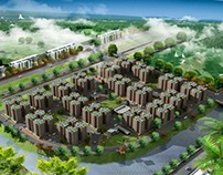 Housing Project For Utatra 3rd phase,Dhaka