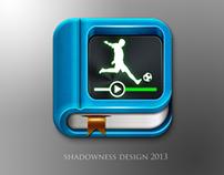 SoccerTutor.com App icon 2013