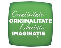 Creativitate • Originalitate • Libertate • Imaginatie