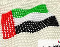 41 Anniversary Art for UAE