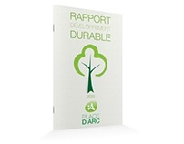 Place d'Arc - Sustainable Development report