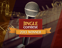 Folgers Jingle Finalist Profile Page and Promo Callout