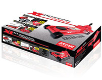 XL333 Arcan Jack Packaging