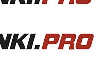 Gonki.pro logo correction