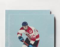 Hockey player & analyst