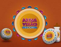 Arena Verão Record