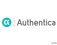 Authentica Logo & Identity