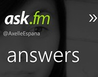 Ask.fm Windows Phone app project.