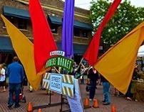 Ballard Market July 21, 2013