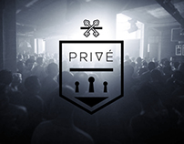 Privè Branding development