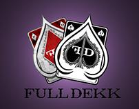 Full Dekk Music Group - Flyer