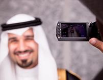 "The Groom ""Saudi Style"""