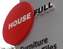 Housefull, Store Branding