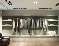 Piacenza Cashmere Showroom Milano