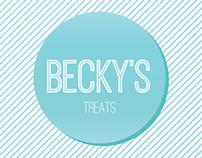 Rebecca Borg | Becky's Treats