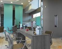 Hair salon in Peristeri,Athens