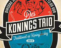 Des Konings Trio