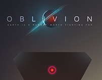 Oblivion Alternative Movie Poster
