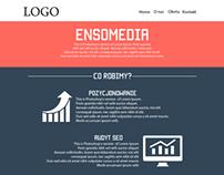 ensomedia website