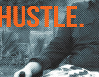 """Personal //posters """"for the hustlers"""""""