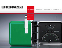 BRIONVEGA WEB SITES