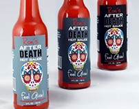 Ron's After Death Hot Sauce Project
