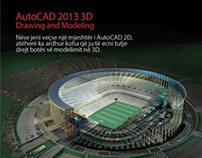 AutoCAD 2013 3D Training Course - ICK