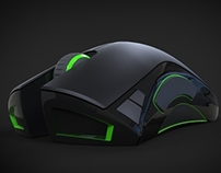 Razer Gaming Mouse Design