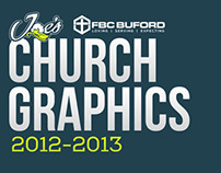 FBC Buford Church Graphics