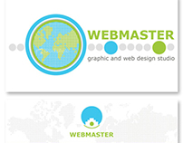 Webmaster business card